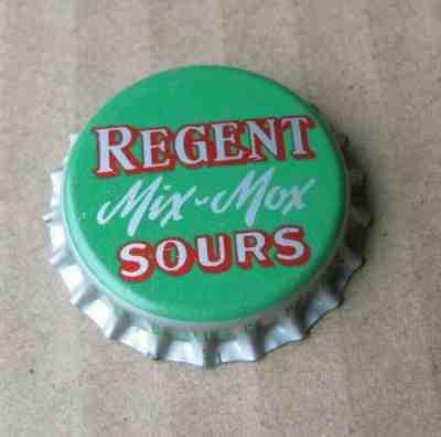 Unused 1950s Cherry Crush Soda Cork Crown Pittsburgh Pennsylvania