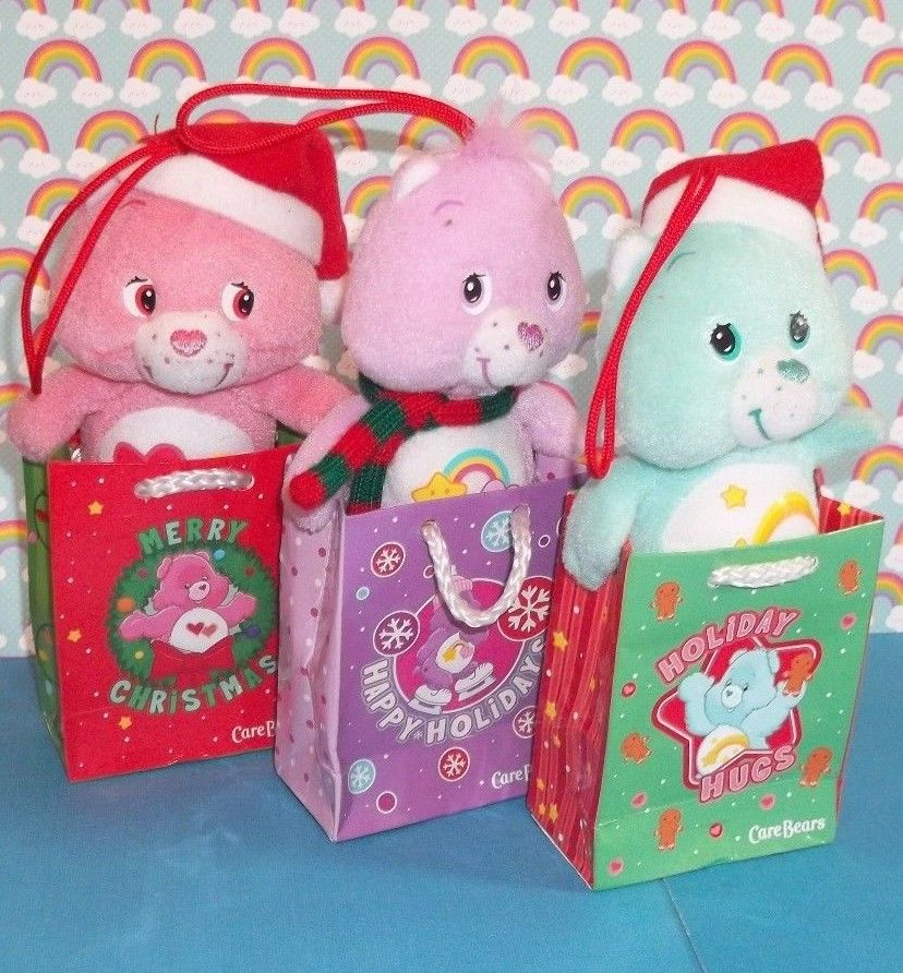Party Favor Gifts Care Bears Care-Moji Series 1 Blind Bag Surprise Toys x 5