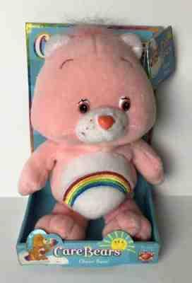 2002 Care Bears 8 Plush Friend Bear Bean Bag Doll