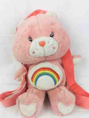 Official Licensed Care Bear Backpack Have A Rainbow Day BNWT.