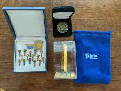 one,not all PEZ GOLDEN GLOW 1970s premium giveaway VERY NICE condition,unused